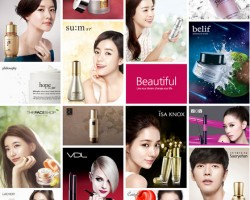 Korean cosmetics wholesale The Face Shop, Etude House, its skin, O hui and other